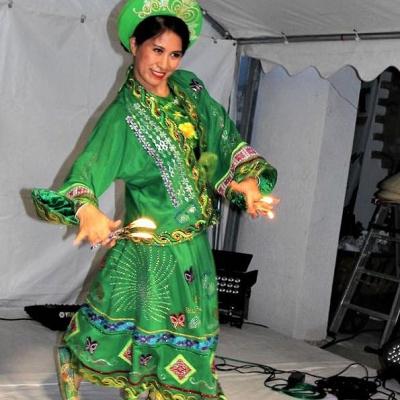 Tänzerin Asia Abend - Die kleine Kneipe Lämmerspiel